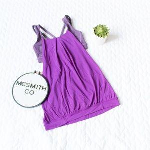 Lululemon | Nouveau Limits Tank in Tender Violet